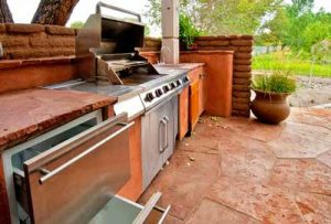 Outdoor Kitchens in Mooresville & Lake Norman, North Carolina